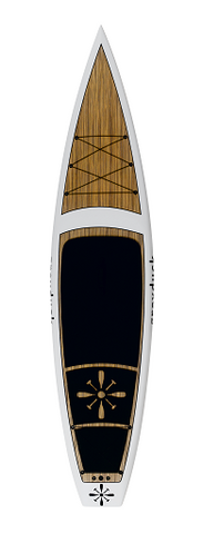 "Grey Duck 11'6"" Journey Zebrawood"