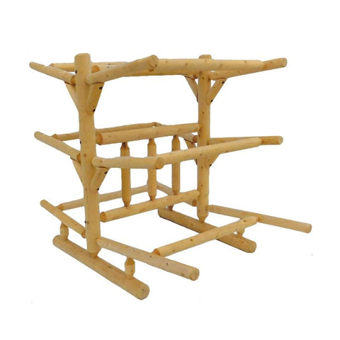 Log Rack Model No. 20