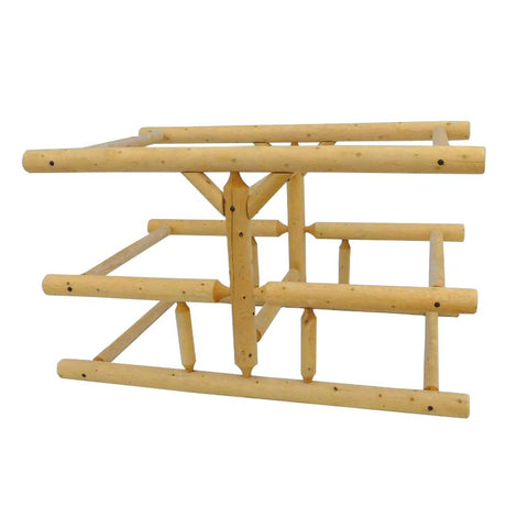 Log Rack Model No. 23