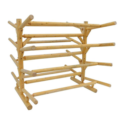 Log Rack Model No. 24