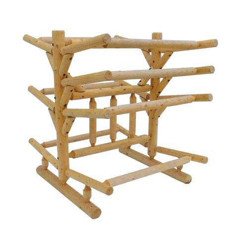 Log Rack Model No. 26
