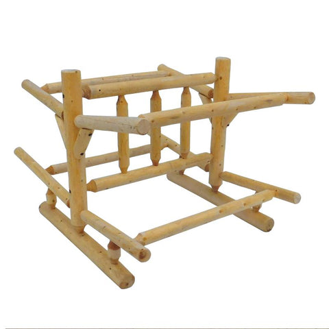 Log Rack Model No. 27