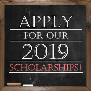 2019 Annual Lush Decor Scholarship - 2 Scholarships of $500 to Be Awarded