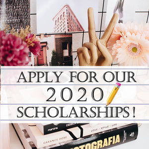 2020 Annual Lush Decor Scholarship - 2 Scholarships of $500 to Be Awarded