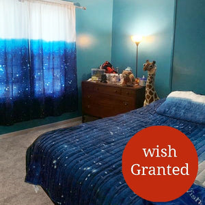 Wishes Granted: Recent Room Makeovers for Wish Kids