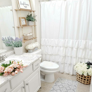 Beautiful Lush Decor Bathrooms Are Taking Over Instagram