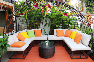 Patio Decor: Configuring and Decorating