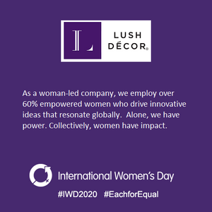Alone We Have Power. Together We Have Impact! International Women's Day: #EachForEqual