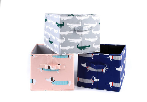 3-Piece Storage Boxes