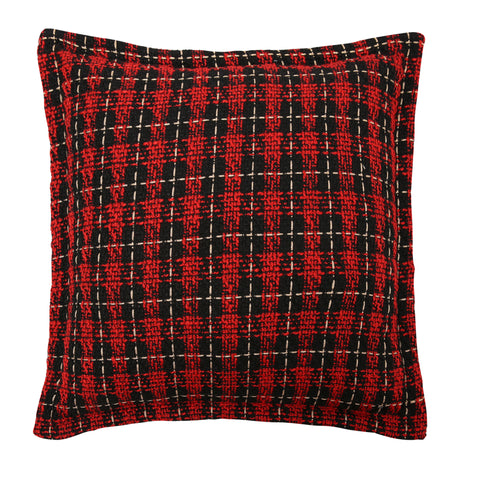 Bethany Plaid Decorative Pillow