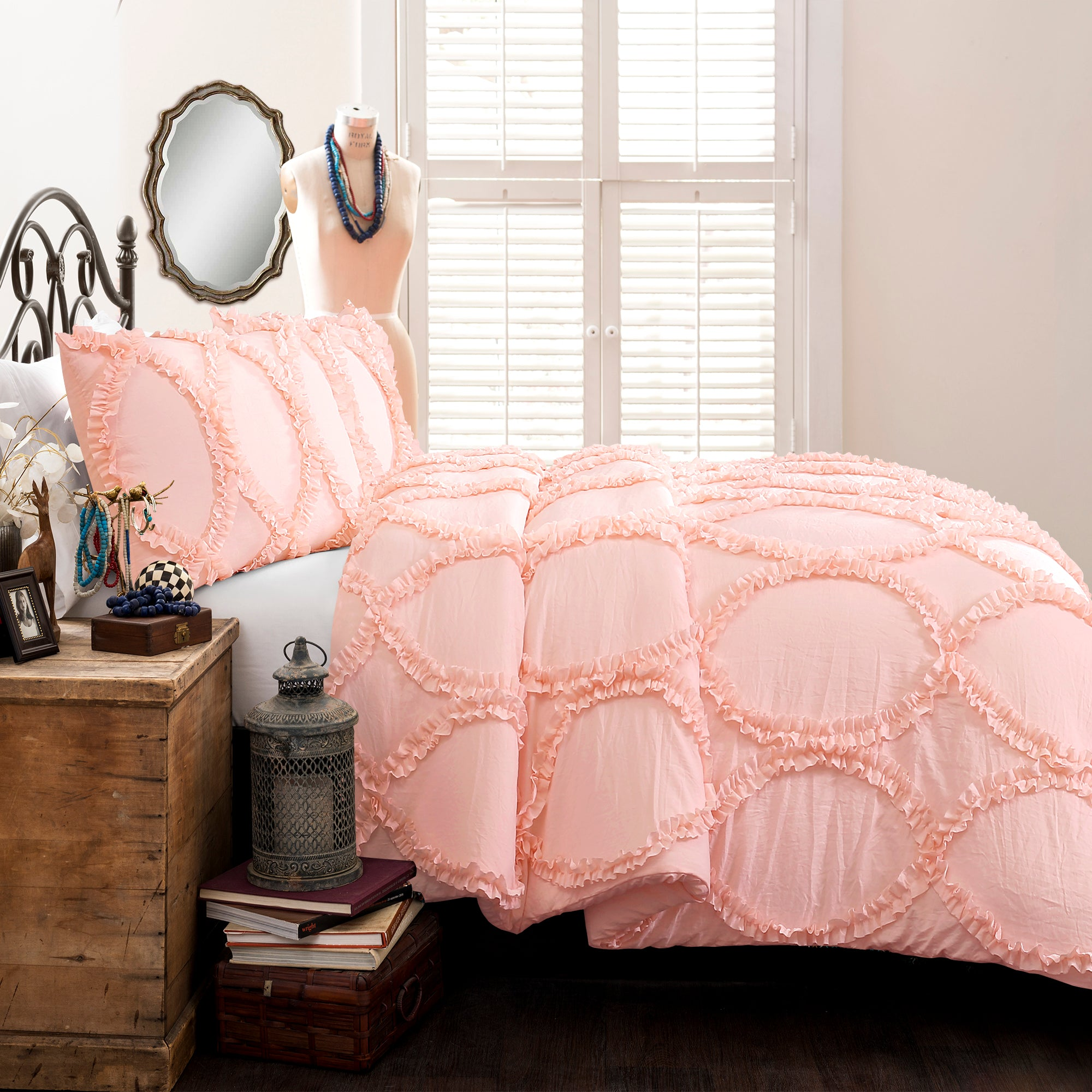 textiles bl be uk and set days at coast piece of bows twin ruffled pc pink full blush king beyond bedding sick white sets sheets by xl size bed amazon ella pacific no bath queen comforter canada sequins