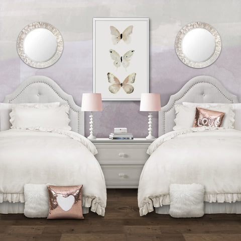 Reyna Comforter Set With Decorative Pillows