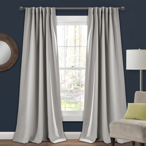 Blackout Curtains by Lush Decor
