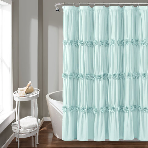 Blue Bathroom decor
