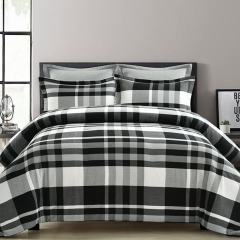 Plaid and Buffalo Check Home Decor