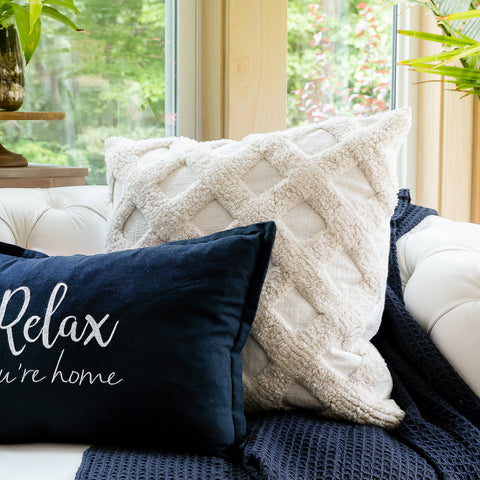 Casually Coastal Decorative Pillow Curated Group