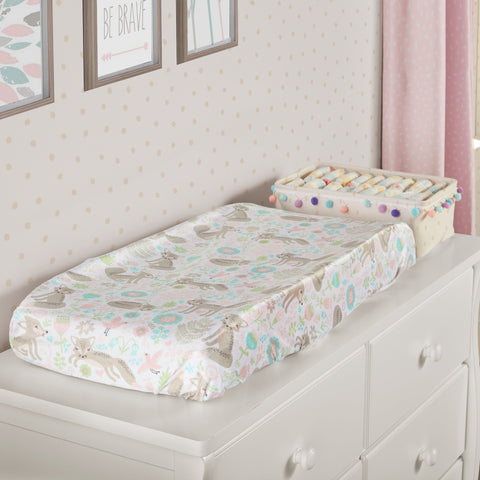 Lush Decor Changing Pad Cover
