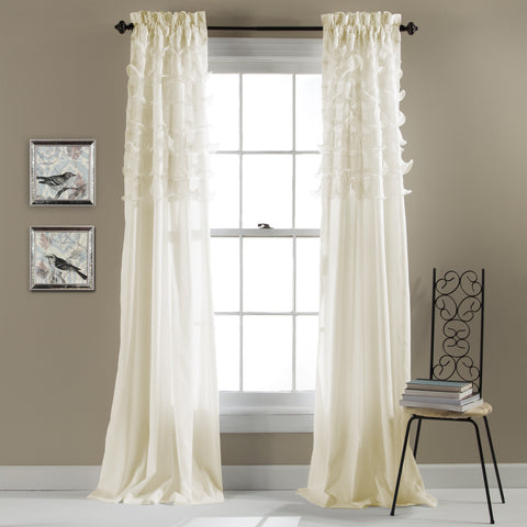 Avery Window Curtains by Lush Decor