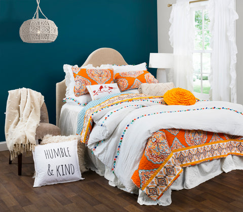 Lush Decor Curated Collection: Boho Chic