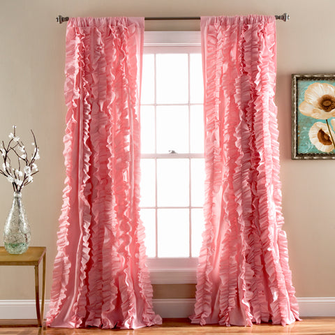 Belle Window Curtains by Lush Decor