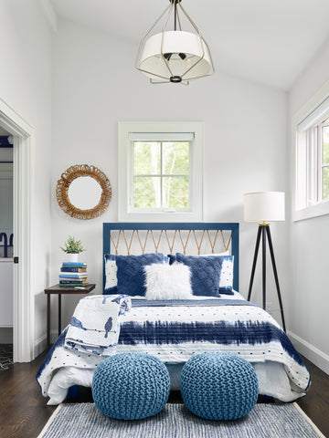 Lush Decor Curated Collection: This Old House Coastal