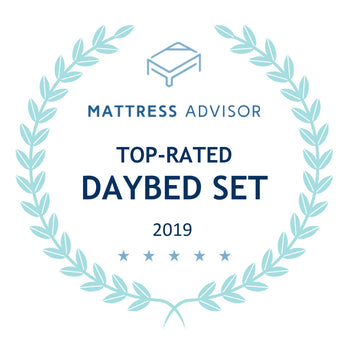 Top Rated Daybed Set 2019 by Mattress Advisor