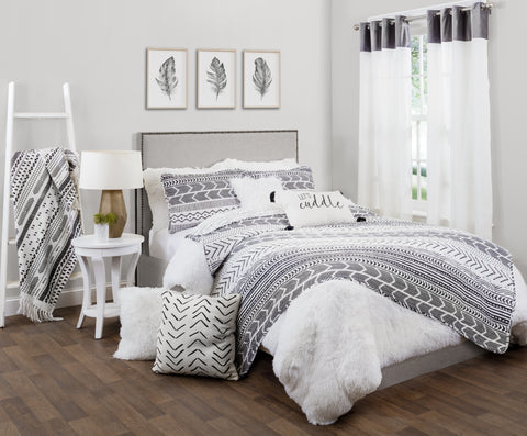 Hygge Cozy Curated Bedroom