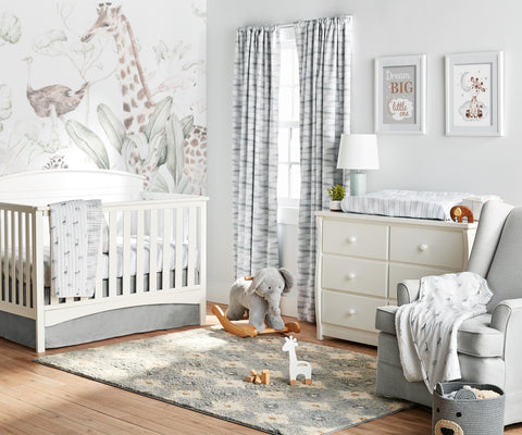 Jungle Adventure Nursery Collection by Lush Decor Baby