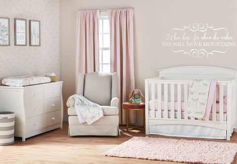 Pixie Fox Curated Nursery Collection by Lush Decor Baby