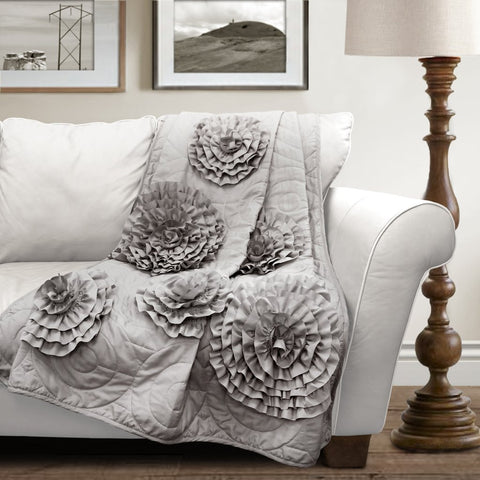 Fiorella Throw by Lush Decor