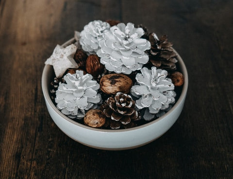 DIY Pine Cone Decor