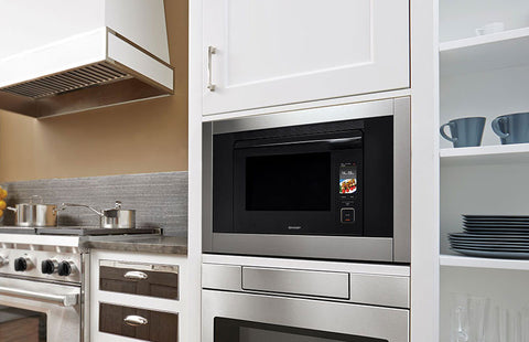 sharp-steam-wall-oven