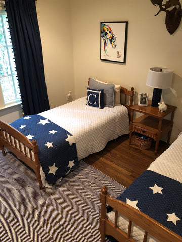 Star Quilt Sets by Lush Decor