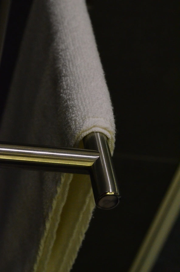 Mount Towel Bars