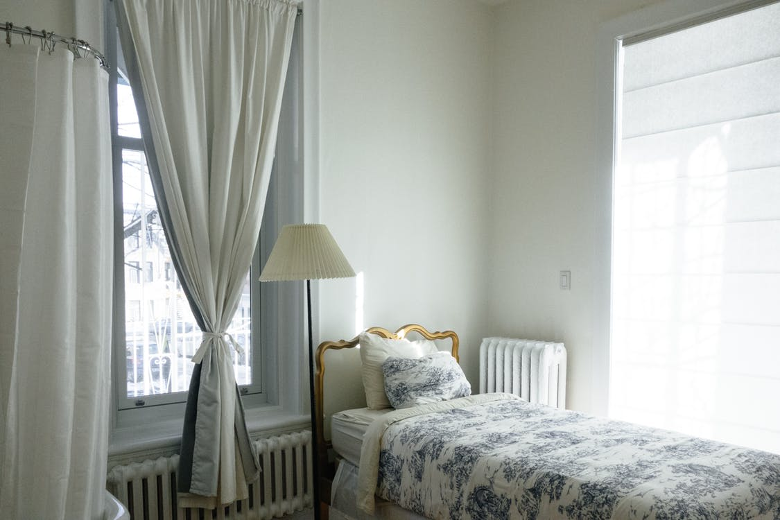 Simple Guest Bedroom