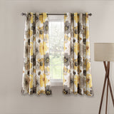 Leah Room Darkening Window Curtain (Pair)