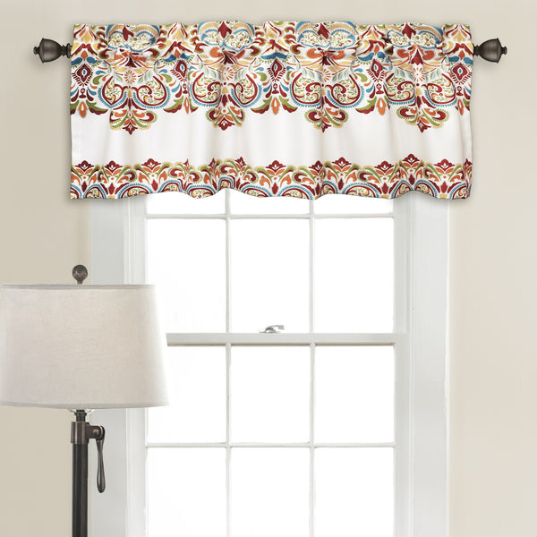 Clara Room Darkening Valance Lush Decor Www Lushdecor Com