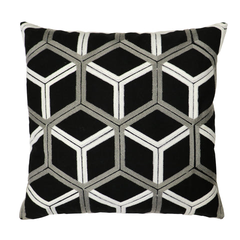 Lattice Decorative Pillow