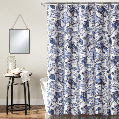 Cynthia Jacobean Shower Curtain