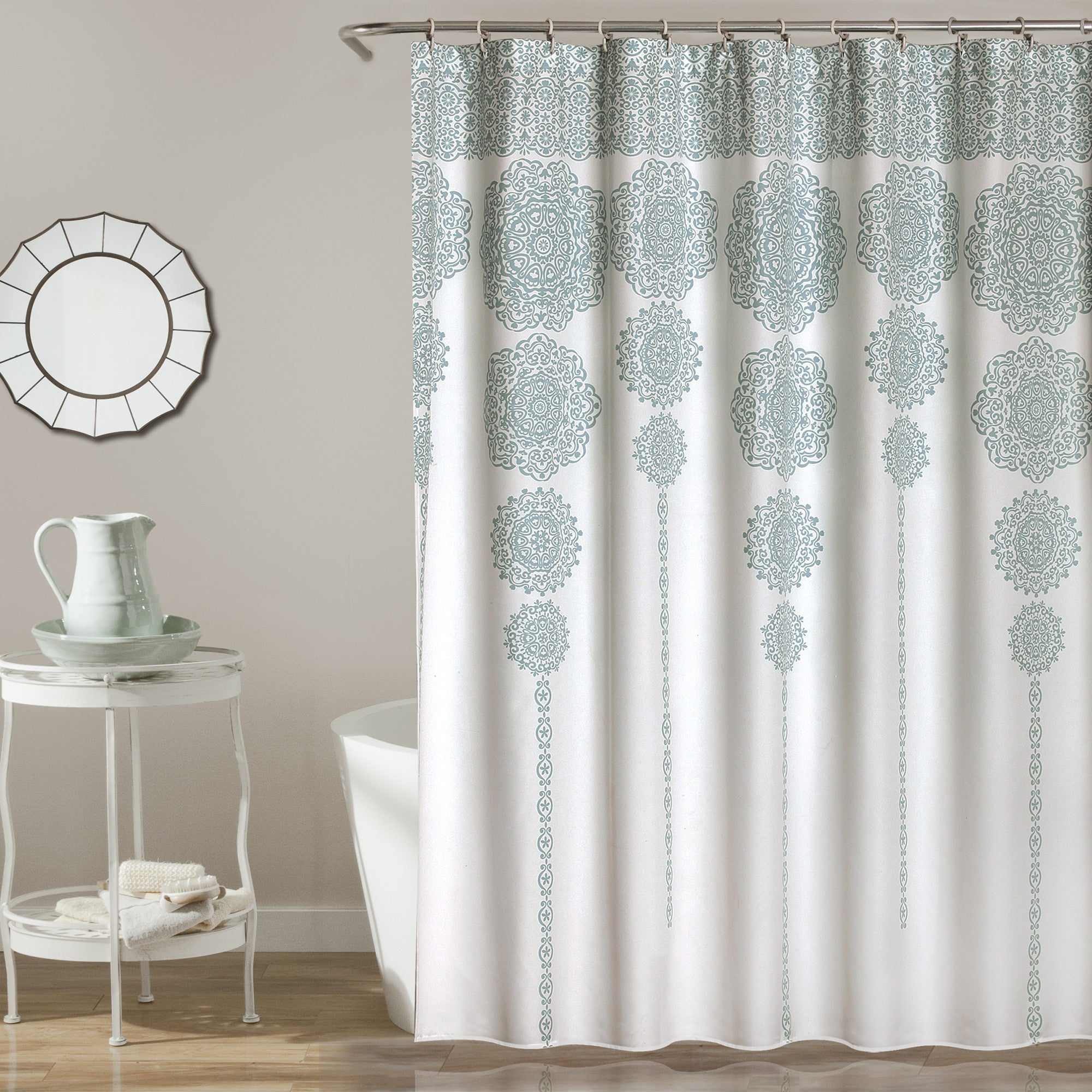 curtain medallions ip hanging pair panel com walmart mainstays medallion
