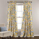 Dolores Room Darkening Window Curtain Set
