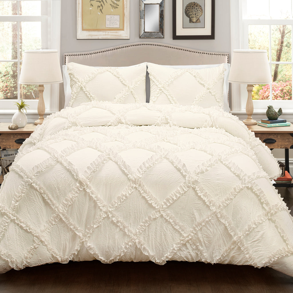 ivory ebay spa set king comforter sets size tokida black in for bedding q and stratton piece