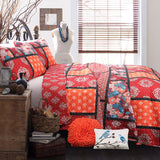 Meridian Quilt 5 Piece Set