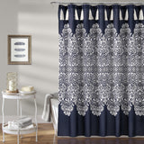 Boho Medallion Shower Curtain