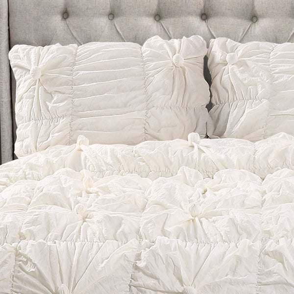 Bella 3 Piece Comforter Set