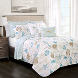 Harbor Life Quilt 7 Piece Set