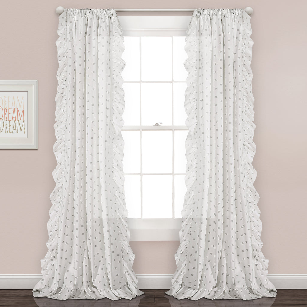 modern ideas ruffled ivory swag for minimalist sho home xhilaration target curtains ruffle panel unique decoration pictures shower curtain white