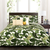 Tropical Paradise Quilt 5 Piece Set