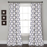 Bellagio Room Darkening Window Curtain Panel Set