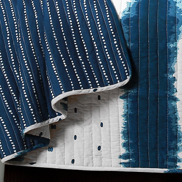 Jane Shibori 3 Piece Quilt Set
